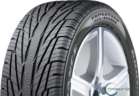 Goodyear Assurance Tripletred 245/50R18