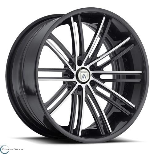 Asanti Wheels CX193 Black 20x8.5 4x98 ET999 CB999