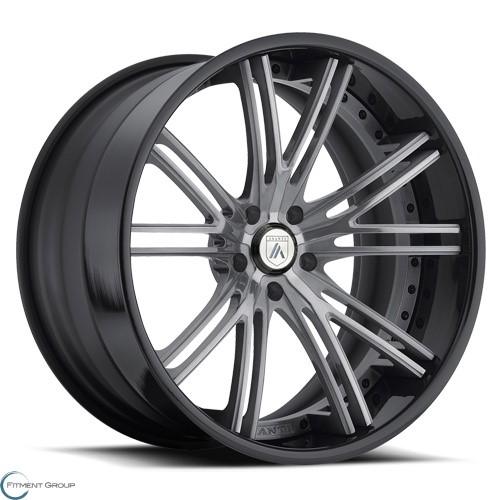 Asanti Wheels CX509 Black 20x8.5 4x98 ET999 CB999