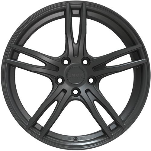 Envy Wheels EV-5 Titanium 16x6.5 5x114.3 ET35 CB64.1