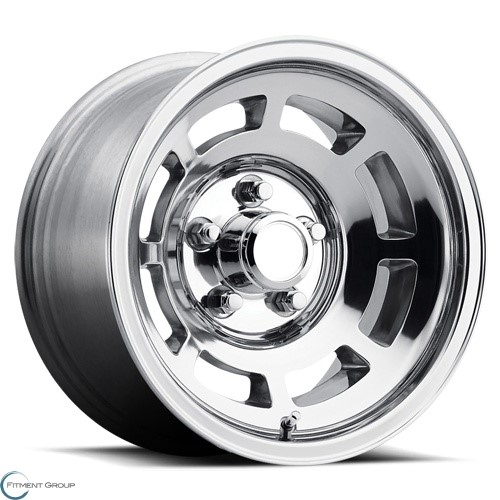 Factory Reproductions Style 23 Polished 15x8 5x120.65 ET-13 CB71.3